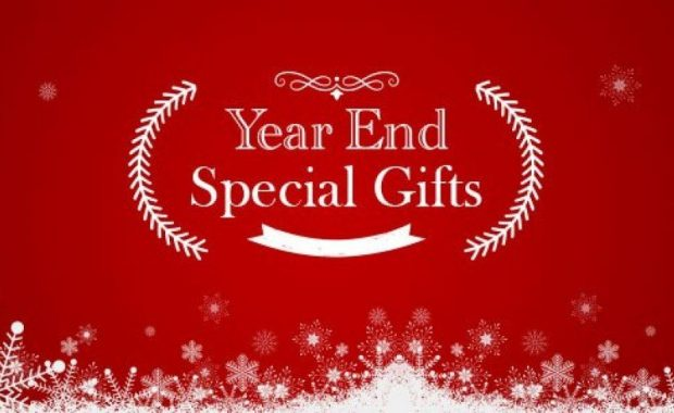 Year End Special Gifts