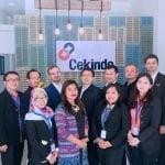 Cekindo Semarang Reception
